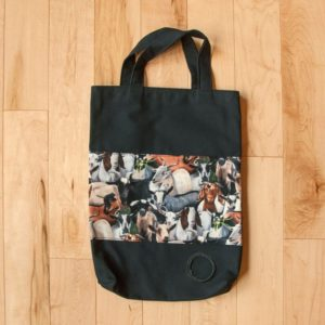 Goat Wine Party Bag