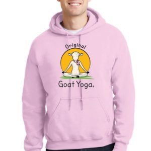 Original Goat Yoga Sweatshirt