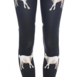 Annie the Goat Yoga Pants